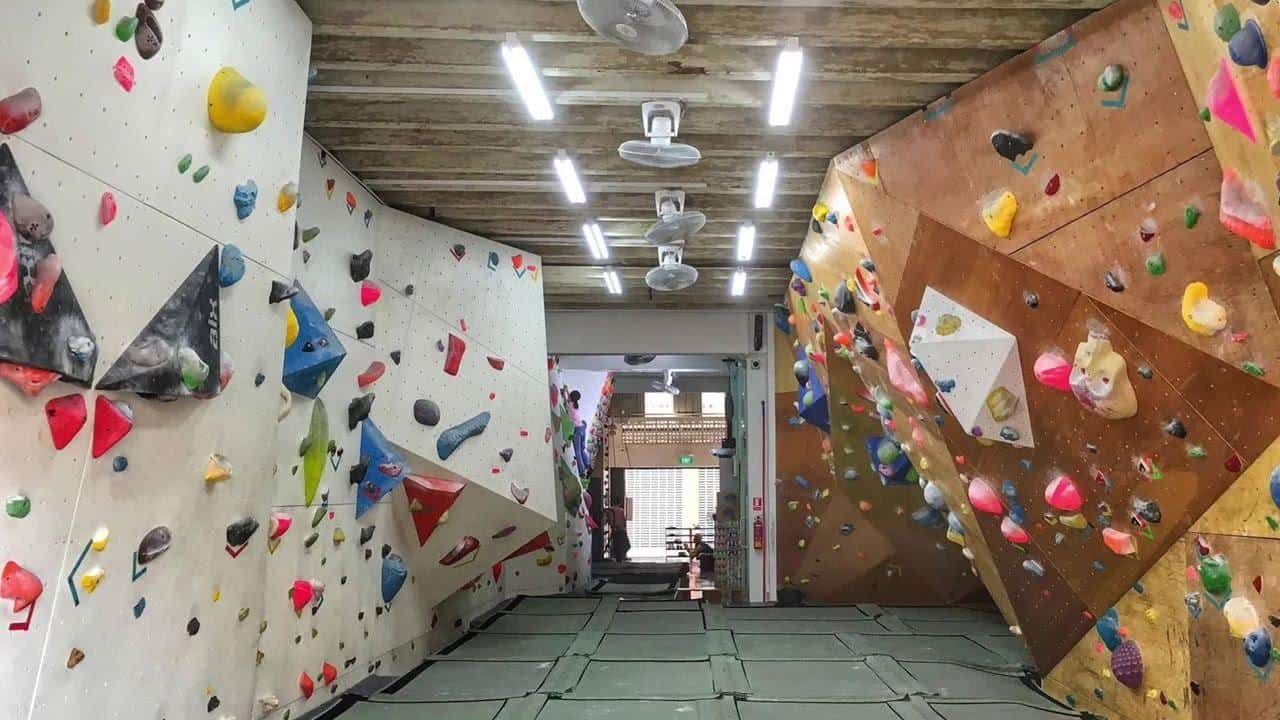 Kinetics Climbing is Top rock climbing and bouldering gyms in Singapore, Is bouldering or rock climbing better?, Is bouldering the same as rock climbing?, How do I start rock climbing in Singapore?, Is bouldering safer than rock climbing?