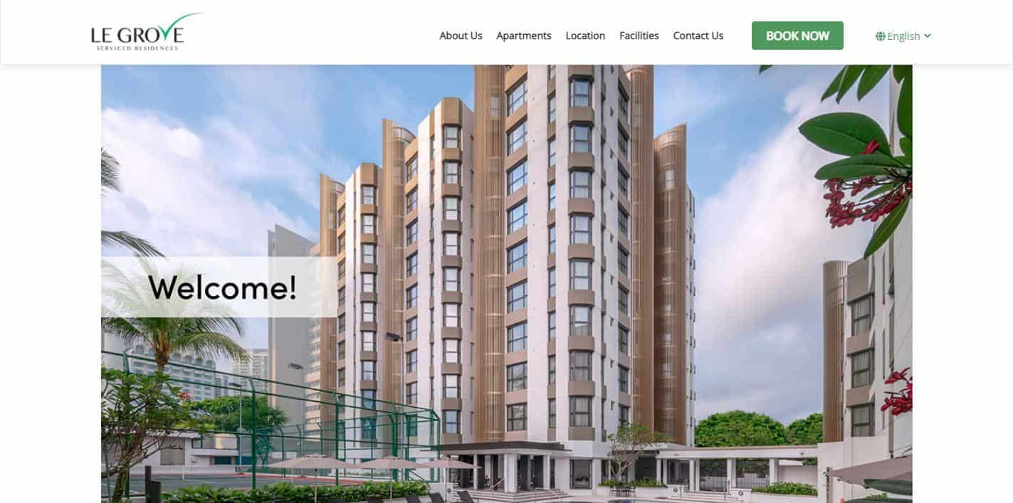 Le Grove Serviced Residences is top Budget serviced apartments Singapore, Rent All-Inclusive, Furnished Suites With Flexible Leases From $1999/mo For Up To 2 Pax. Experience Boutique Living In Singapore orchard