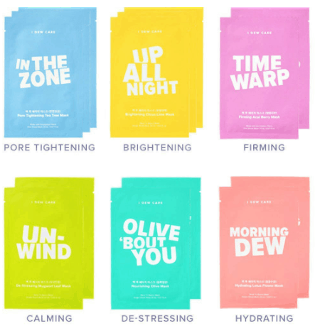 Sheet Face Mask Pack is Best Birthday Gift for Sister, Top 10 sister birthday gifts ideas and inspiration, Beauty Gifts for Your Sister, Which product is best for beauty?