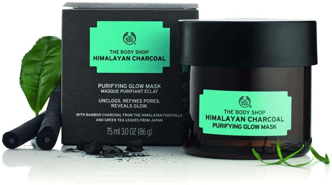 The Body Shop Himalayan Charcoal Purifying Glow Mask is 10 of the best skincare beauty products our Beauty Editors always recommend, 10 Best beauty Products in 2021