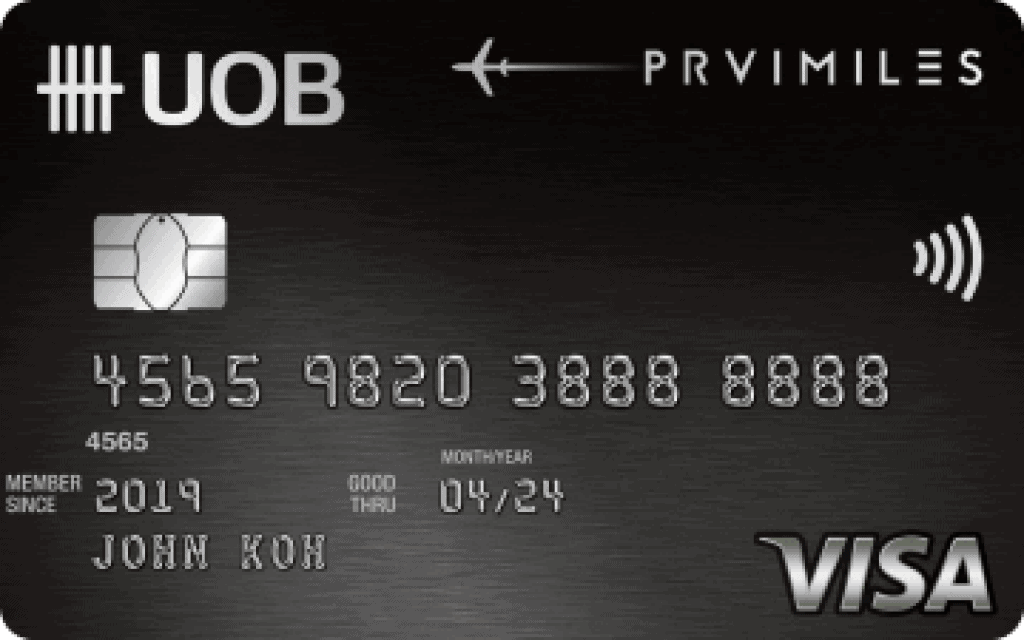 UOB PRVI VISA Miles Card is best for Benefits & Lounge Access, Miles Card Review Singapore 2021, earn 1.4 miles on Local Spend, How do I claim my UOB PRVI Miles?, Do UOB miles expire?, How do I check my UOB miles?, How can I convert UOB PRVI miles to KrisFlyer?