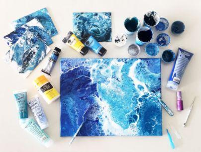 Acrylic Pour Discovery Workshop is Top 10 Best Couple Workshops in Singapore, 10 Romantic Things To Do In Singapore For Couples, Where can I take my girlfriend in Singapore?, What can you do on a date in Singapore?, 10 Unique Things To Do in Singapore for Couples in 2021 2022
