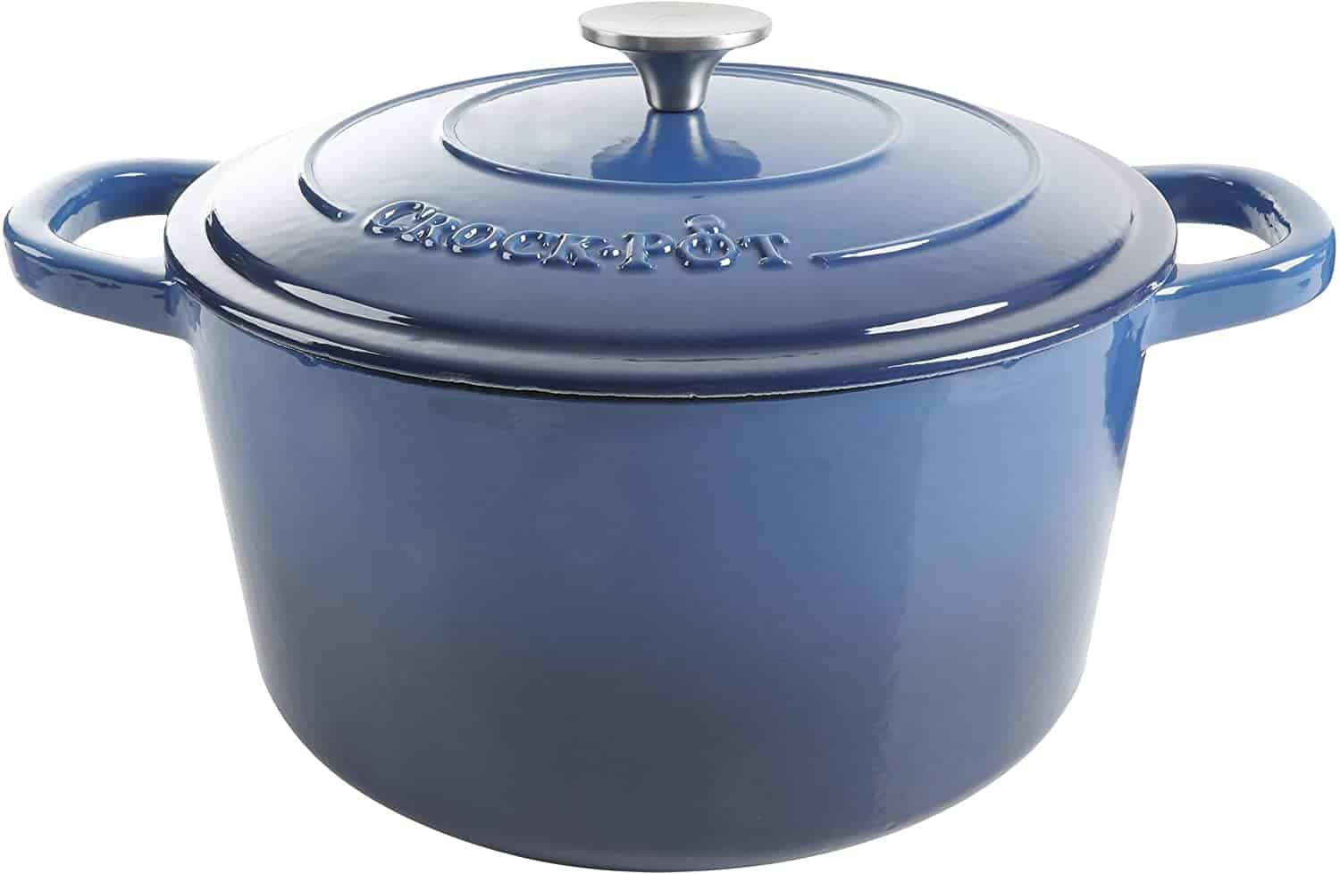 CROCK-POT 69145.02 Artisan Round Enameled Cast Iron Dutch Oven, 7-Quart, Sapphire Blue is the Best Dutch Oven in Singapore, 10 Best Dutch Ovens in Singapore Less Than $400, What are the top 5 Dutch ovens?, What are the top 10 Dutch ovens?, Why is Le Creuset the best Dutch oven?, Is it worth buying a Dutch oven?, The Best Dutch Ovens for Baking, Braising, and Stew, Can I use a crockpot instead of a Dutch oven?, Why are Dutch ovens so popular?