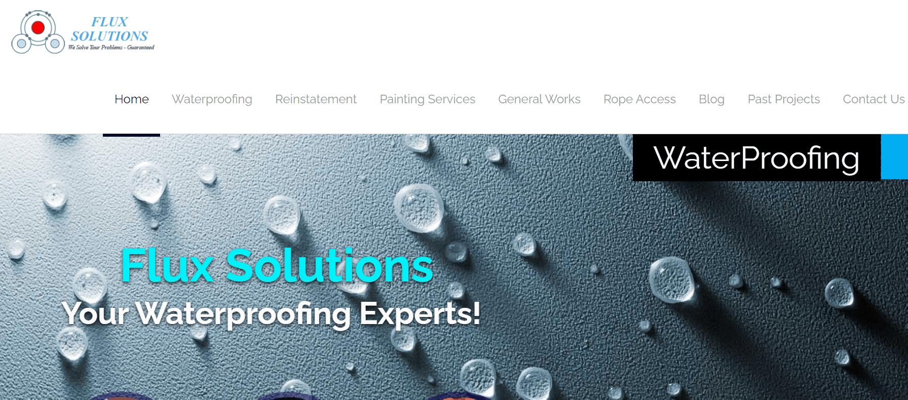 Flux Solutions Pte Ltd is 10 Best Waterproofing experts in Singapore, Waterproofing Company In Singapore With Prices, best Waterproofing Contractor Singapore, Waterproofing Contractor Singapore Specialist,  top and leading specialist waterproofing contractor in Singapore, waterproof for HDB,