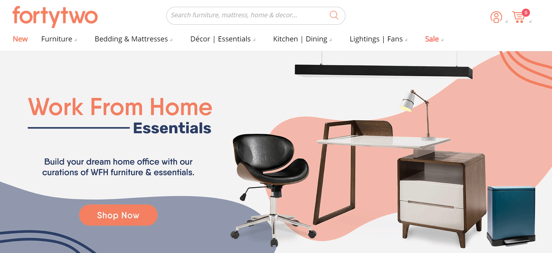Fortytwo is Top 10 Affordable Online Furniture Stores in Singapore, Furniture & Home Décor, online home furnishing and lifestyle shopping site, affordable Online Furniture Stores In Singapore For Lazy Homeowners, furniture for hdb