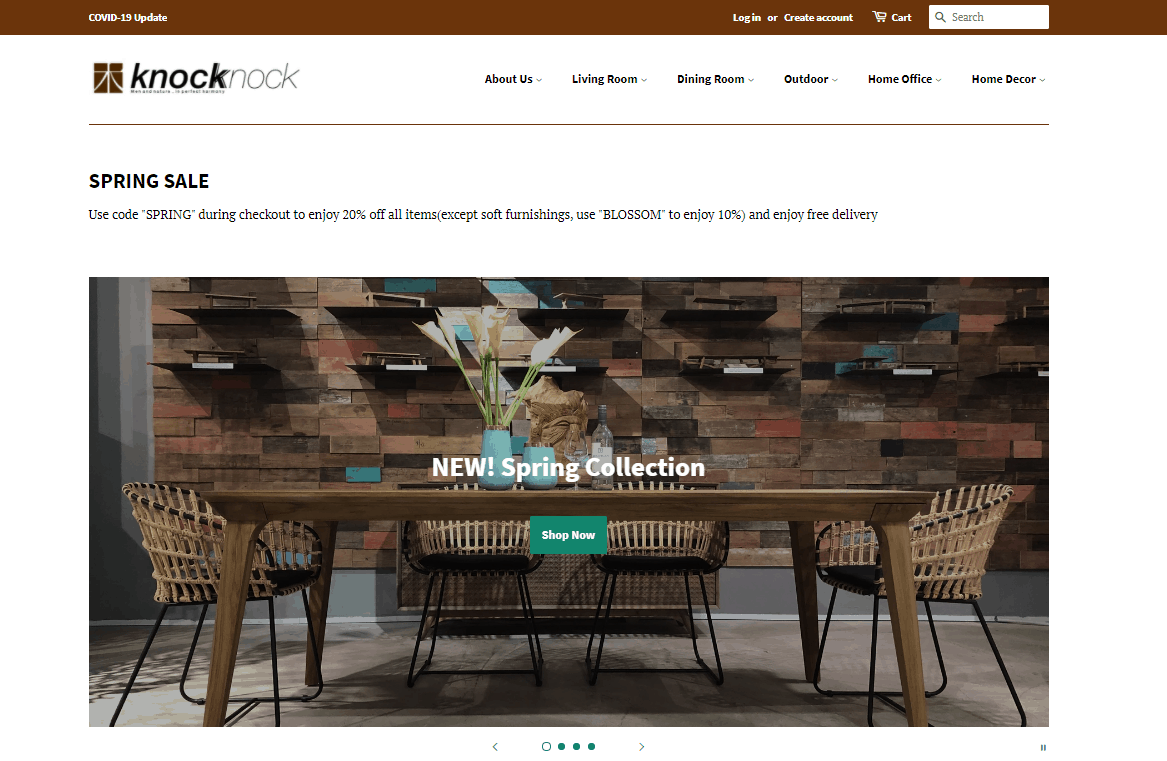 Knocknock is 10 Best Online Furniture Shops In Singapore From Minimalist To Modern Chic, Where can I get good quality furniture on a budget?, knocknock furniture knocknock review,