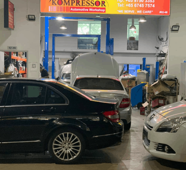 Kompressor Automotive Workshop is top 10 Mercedes Specialist Workshop in Singapore, Reasonable and Reliable servicing workshop in Singapore, Most Trusted Reliable Merc Workshop in Singapore, Where should I service my Mercedes?, How much does it cost to get a Mercedes serviced?, Do Mercedes need servicing?