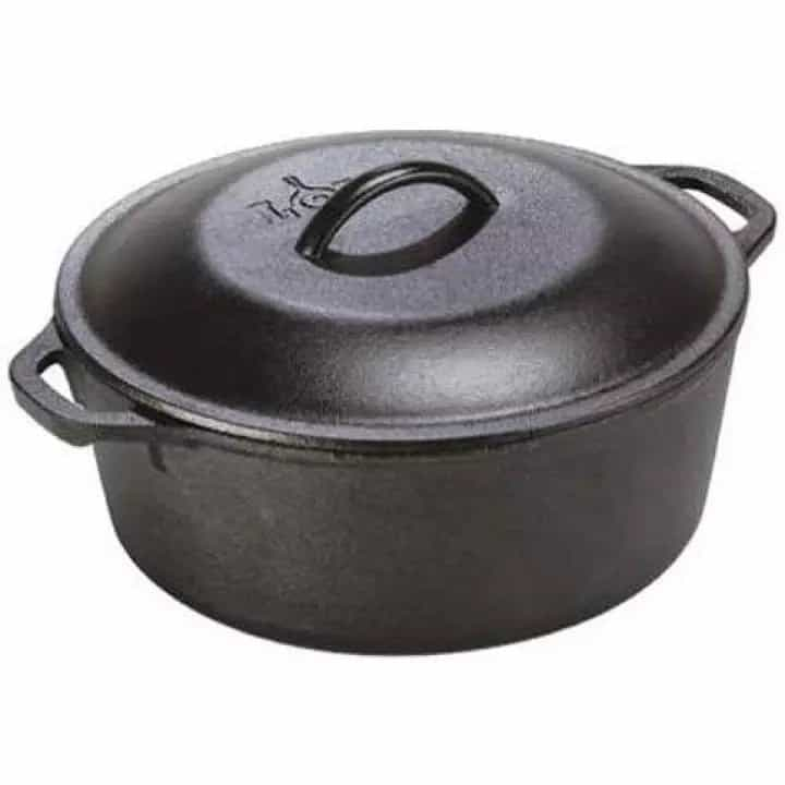 Lodge Cast Iron Dutch Oven L8DOL3 is the Best Dutch Oven in Singapore, 10 Best Dutch Ovens in Singapore Less Than $400, What are the top 5 Dutch ovens?, What are the top 10 Dutch ovens?, Why is Le Creuset the best Dutch oven?, Is it worth buying a Dutch oven?, The Best Dutch Ovens for Baking, Braising, and Stew, Can I use a crockpot instead of a Dutch oven?, Why are Dutch ovens so popular?