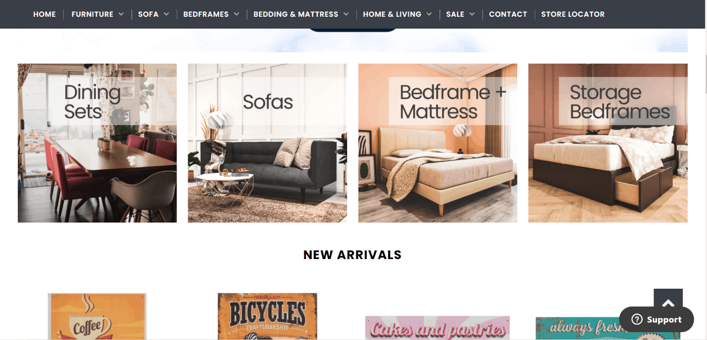 Mega Furniture is Top 10 Affordable Furniture Shops in Singapore, What are the best online furniture stores?, Online Furniture, Beds, Mattress Shop Singapore
