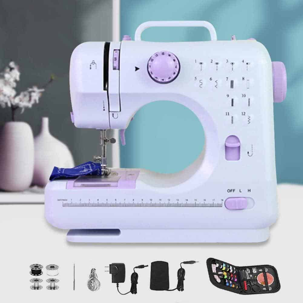 Mini Portable Small Electric Household Sewing Machine (Sewing Machine for Beginners)is best for home use, Best sewing machine for beginners, Which sewing machine is best for home use?, What's the easiest sewing machine to use?, How do I choose a beginner sewing machine?, Which sewing machine is easiest to sew clothings?, How much does a good sewing machine cost?, What are the four types of sewing machines?, What's better Singer or brother?, 10 Best Sewing Machines According to tailors and Textile Experts, The Best Sewing Machine Reviews,