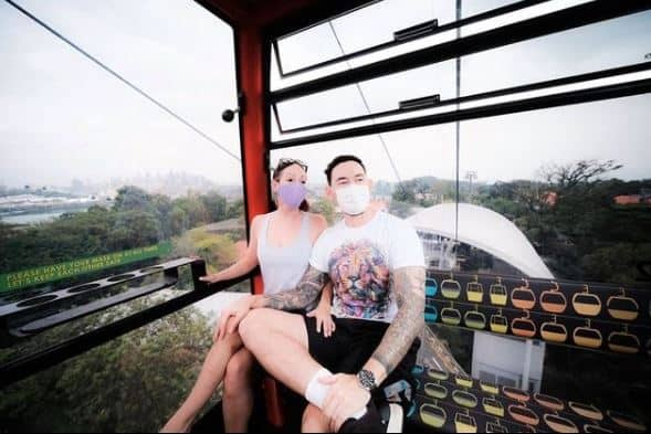What places can you go with your boyfriend?, 10 Date Ideas in Singapore, Singapore Cable Car is top 10 Things to Do in Singapore for Couples, Phase 3 Date Ideas to go In Singapore
