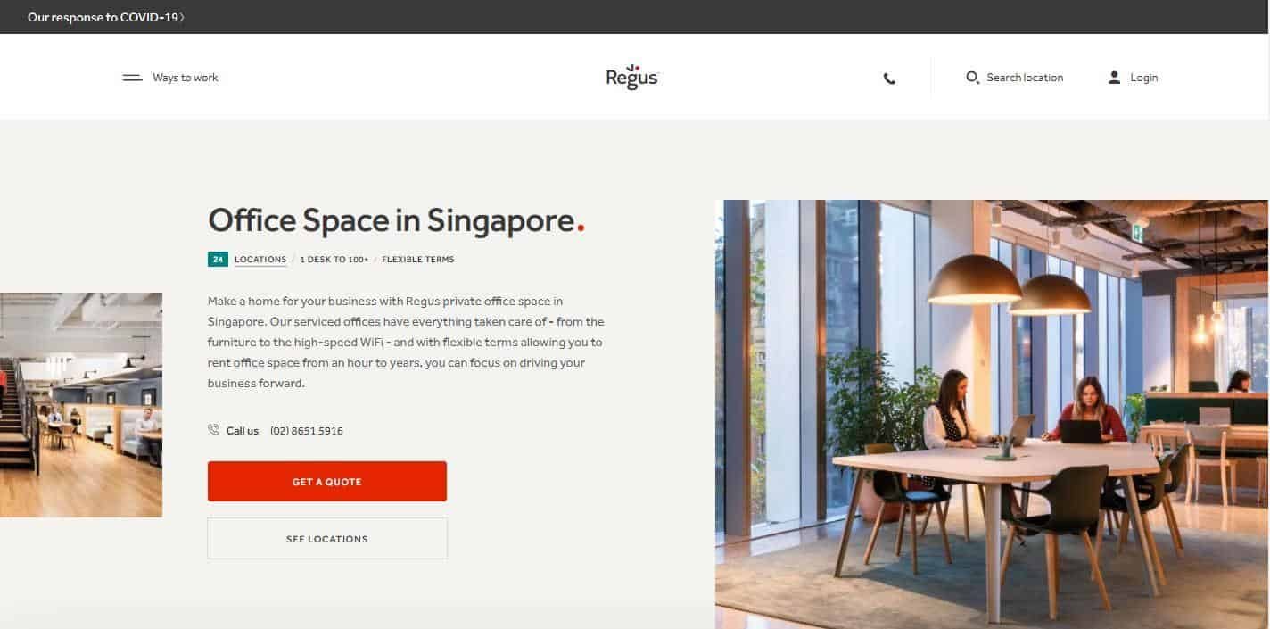 Regus is top 10 Cheap serviced office singapore, Where to Find Cheap Service Offices in Singapore?, how much does an office cost in Singapore?, What is serviced office Singapore?, How can I rent a cheap office?, How much does an office rent cost?, The 10 Best Office Spaces in Singapore, cheap serviced office singapore,service office near me, serviced office paya lebar, cheap office rental singapore, private office rental singapore, office rental price singapore, singapore office rental rates 2021 2022, co working space singapore,
